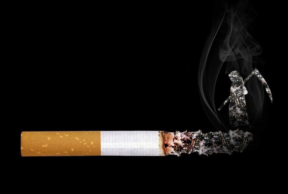 gestire crisi d'astinenza da fumo