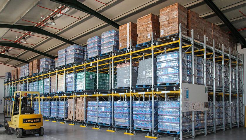 scaffalature portapallet industriali abruzzo molise ascoli piceno